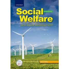 Social Welfare and Social Development (9780199076833)