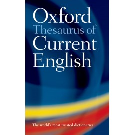 Oxford Thesaurus of Current English 2nd Edition