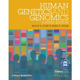 Human Genetics and Genomics: Includes Wiley e-Text