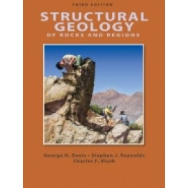 Structural Geology Of Rocks And Regions                                                                                                                          (9780471152316)