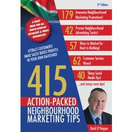 415 Action-Packed Neighbourhood Marketing Tips (2nd edition)