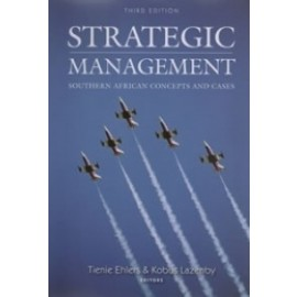 Strategic Management: South African Concepts & Cases. (9780627027994)