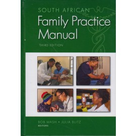 South African Family Practice Manual (9780627031236)