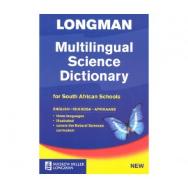 Longman multilingual science dictionary for South African schools: Gr 4 - 9