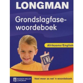 Foundation phase bilingual dictionary Afrikaans/English