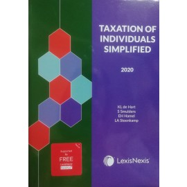 Taxation of Individuals Simplified (9780639004303)