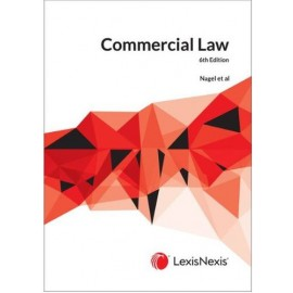 Commercial Law  (9780639008905)