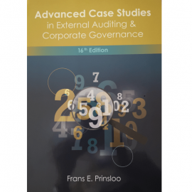 Advanced case studies in external auditing (9780639816807)