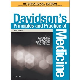 Davidson's Principles and Practice of Medicine (9780702070273)