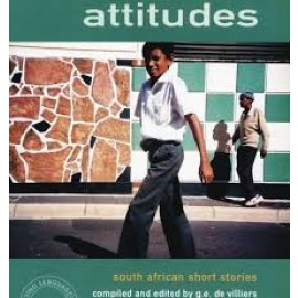 Attitudes short story anthology : Gr 10 - 12