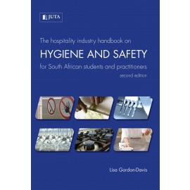 Hospitality Industry Handbook On Hygiene And Safety, For South African Students And Practitioners (9780702178115)