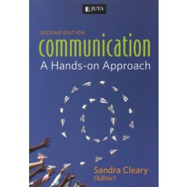Communication A Hands On Approach (9780702197970)