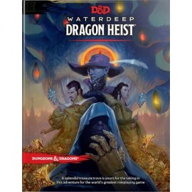 Dungeons & Dragons - Waterdeep: Dragon Heist (Role Playing Game)