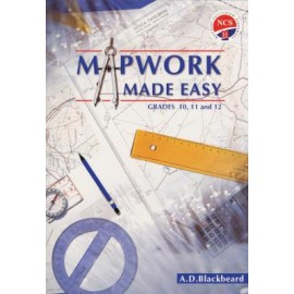 Mapwork made easy: Gr 10 - 12: Learner's book