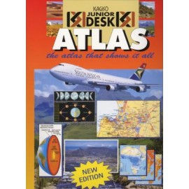 Kagiso junior desk atlas: Learner's book