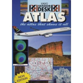 Kagiso senior desk atlas: Gr 10: Teacher's guide