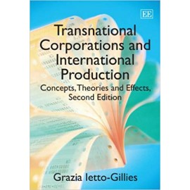 Transnational Corporations and International Production
