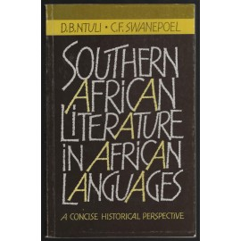 Southern African Literature in African Languages: A Concise Historical Perspective