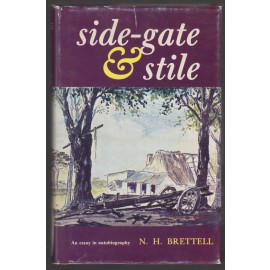 Side-gate and Stile. An Essay in Autobiography