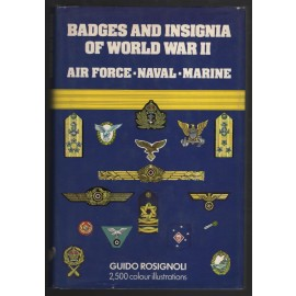 Badges and Insignia of World War II: Airforce, Naval, and Marine