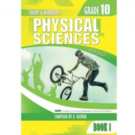 Physical Science Grade 10 Book 1 (2012-2015): Theory and workbook