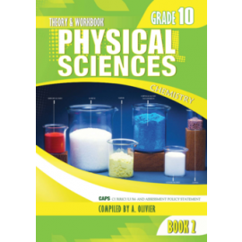 Physical Science Grade 10 Book 2 (2012-2015): Theory and workbook