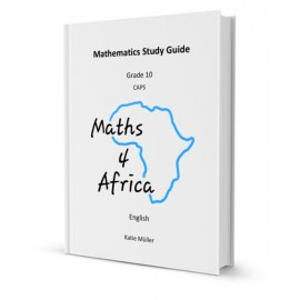 Maths 4 Africa Gr10 English