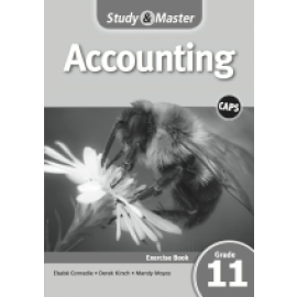 Study and Master Accounting Grade 11 CAPS Workbook