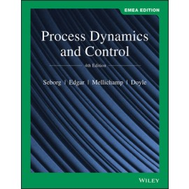 Process Dynamics and Control  (9781119587491)