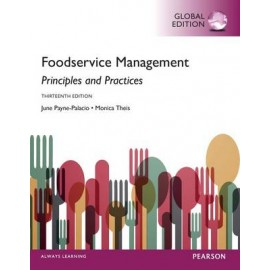Foodservice Management : Principles and Practices (9781292104195)