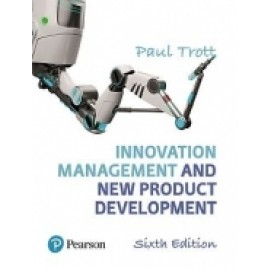 Innovation Management And New Product Development (9781292133423)