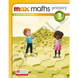 MAX MATHS PRIMARY - A SINGAPORE APPROACH Workbook 3