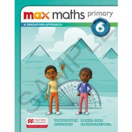 MAX MATHS PRIMARY - A SINGAPORE APPROACH Workbook 6