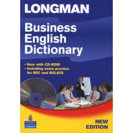 Longman Business Dictionary Paper and CD-ROM