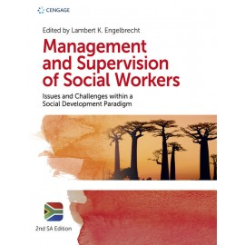 Management and Supervision of Social Workers  (9781473751378)