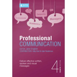 Professional Communication (9781485117124)