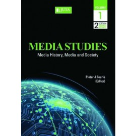 Media studies: media history, media and society. Volume 1. (9781485125464)