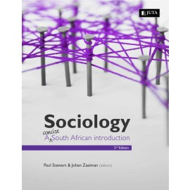 9781485121213 Sociology: a concise South African introduction