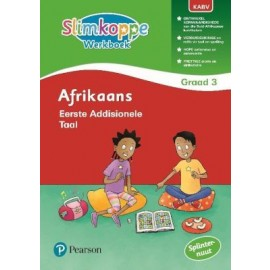 Slimkoppe Afrikaans EAT Workbook: Grade 3