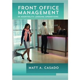 Front Office Management in Hospitality Lodging Operations