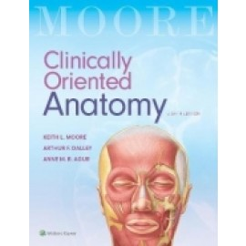 Clinically Oriented Anatomy (9781496354044)