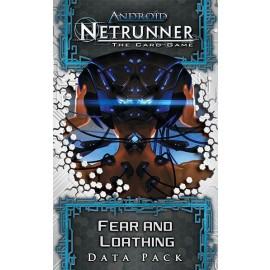 Android: Netrunner - Fear & Loathing Data Pack (Card Game)
