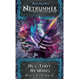 Android: Netrunner - All that Remains Data Pack (Card Game)