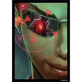 Android: Netrunner Art Sleeves - Posted Bounty
