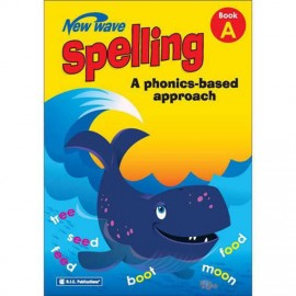 RIC New Wave Spelling Book A