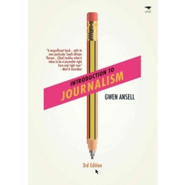 Introduction To Journalism (9781770098381)