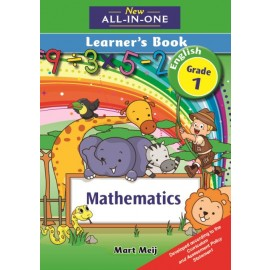 New All-In-One Grade 1 Mathematics Learner's Book