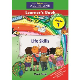 9781775890706 All in one Life Skills Learner Book