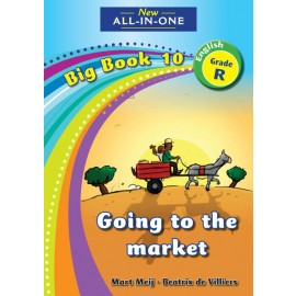New All-In-One Grade R Big Book 10: Going to the market