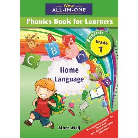 New All-In-One Grade 1 Home Language Phonics Book for Learners Learner's Book
